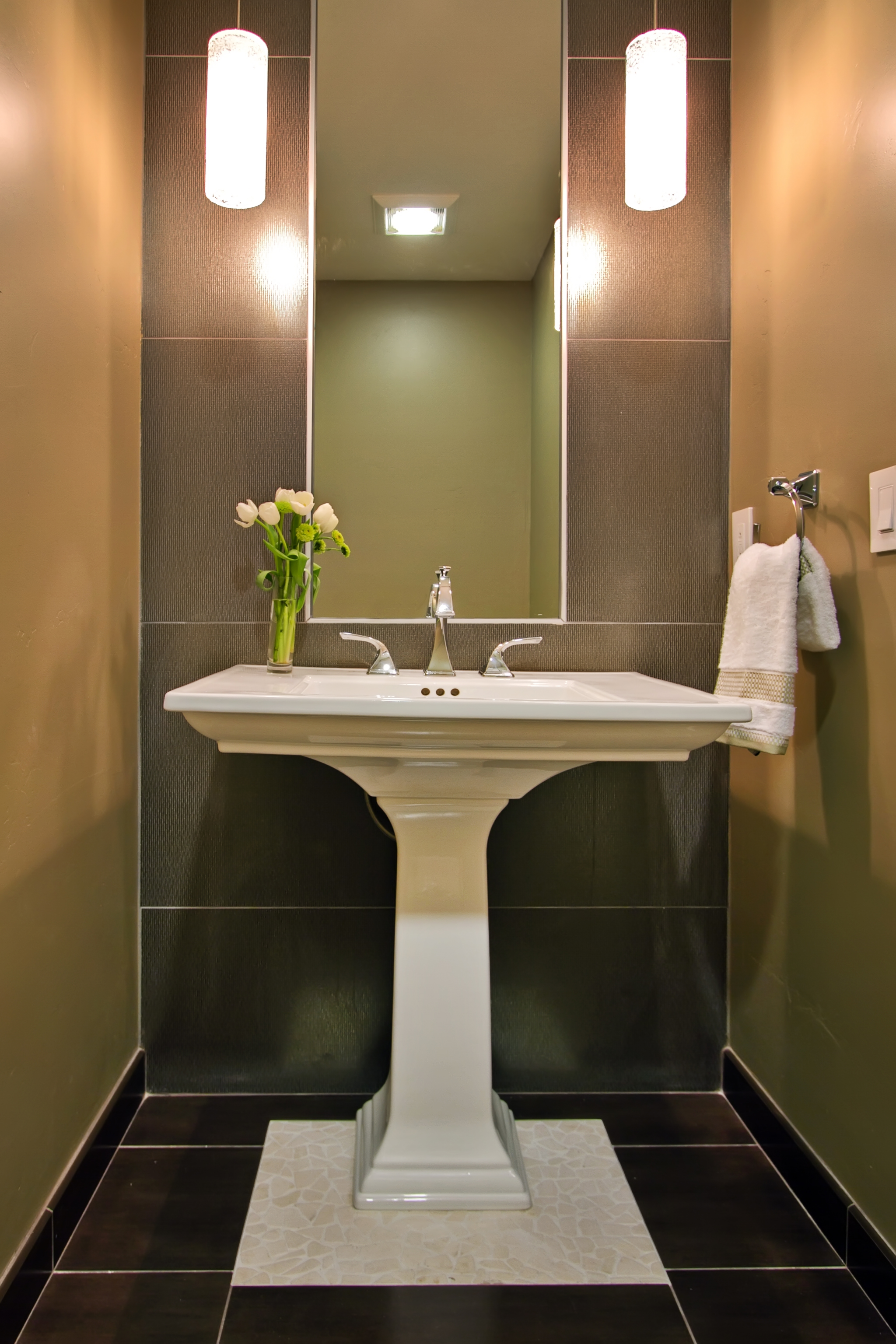 Small Sink For Powder Room Novocom Top